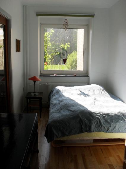 Soveværelse efter